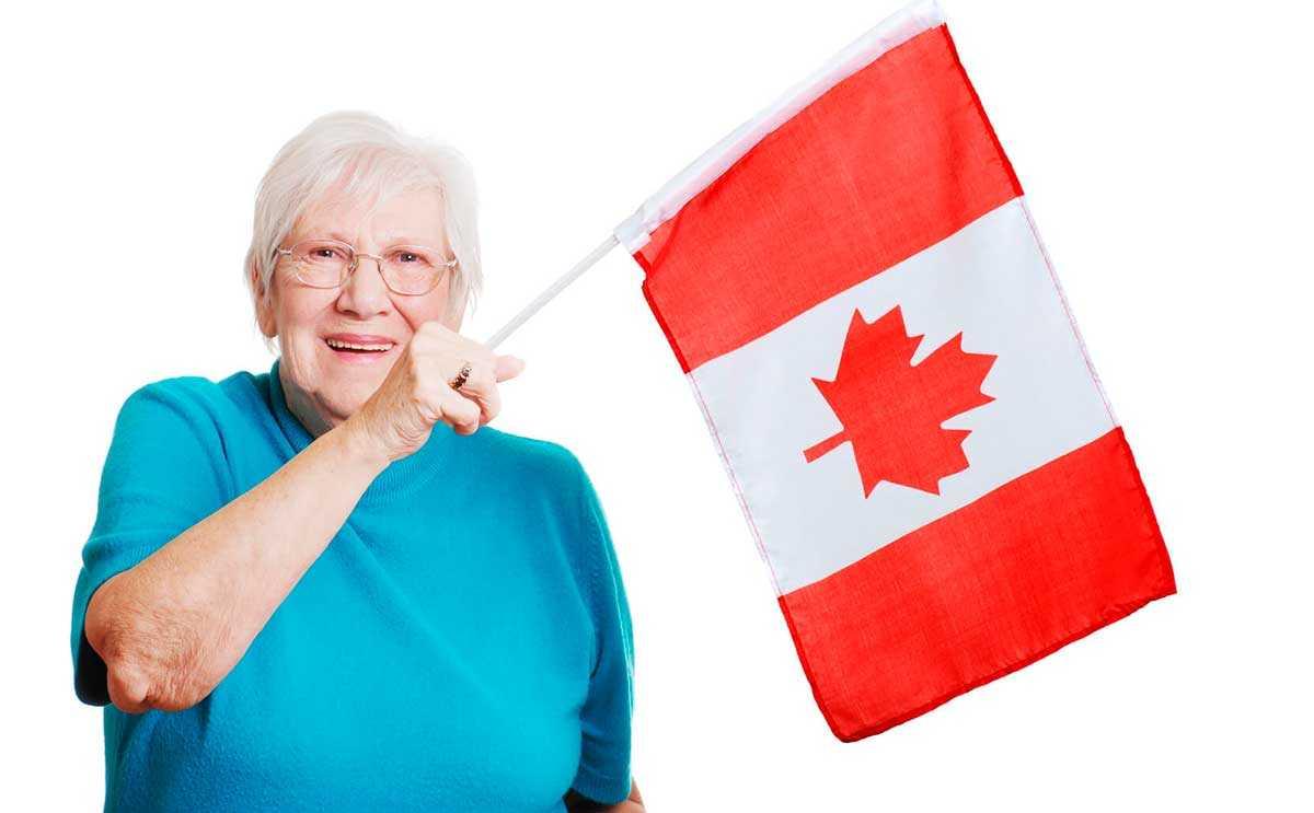Пенсии в Канаде в 2019 году
