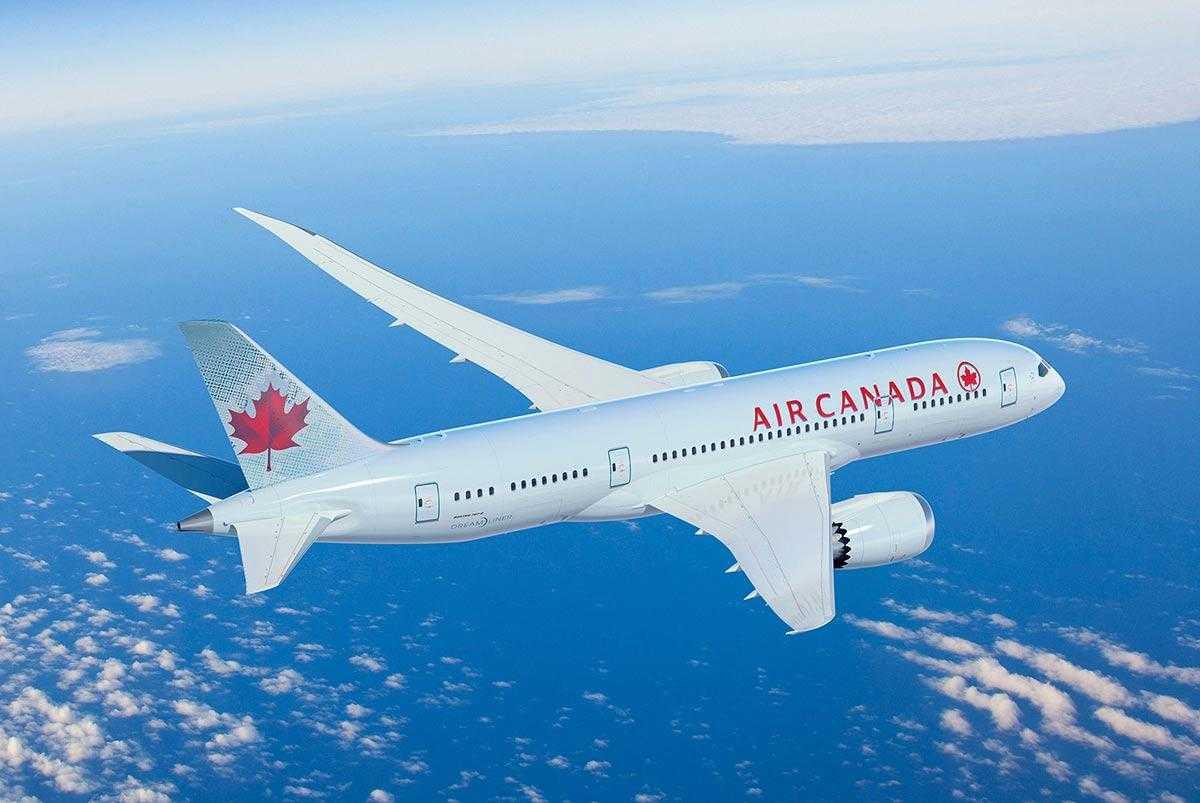 Канада: миграционная карта