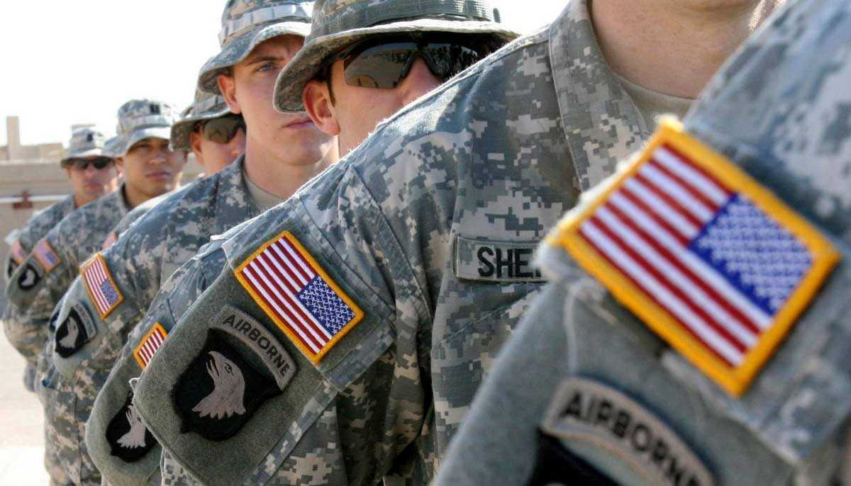 США — служба в армии