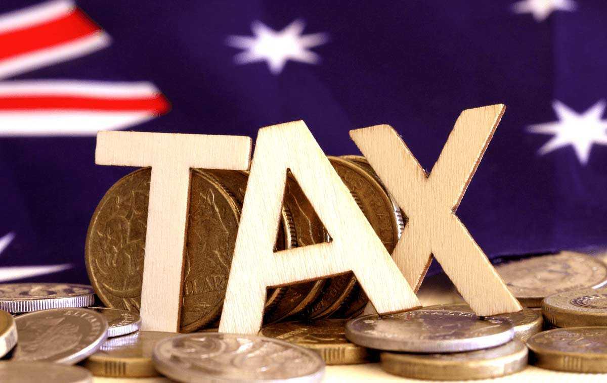Австралия налоги