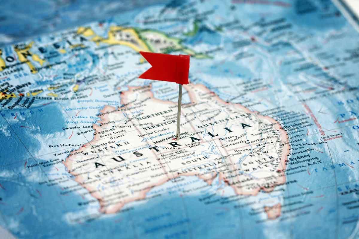Австралия — вид на жительство