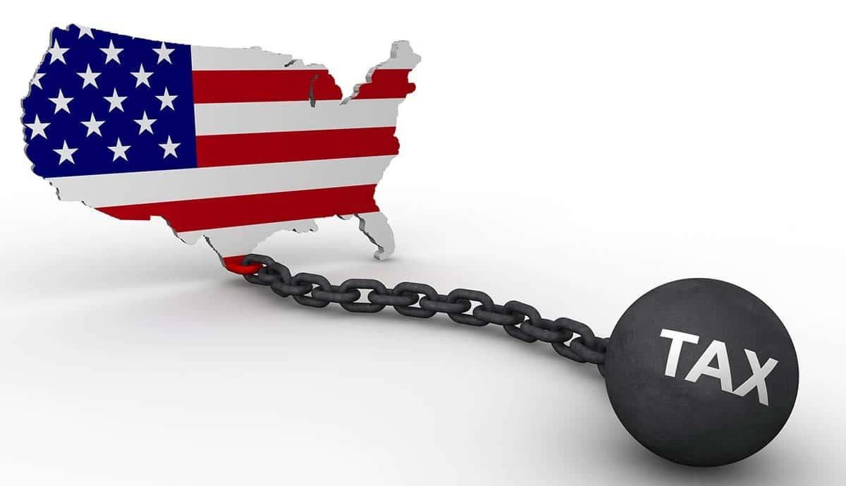 США — налоги в 2019 году