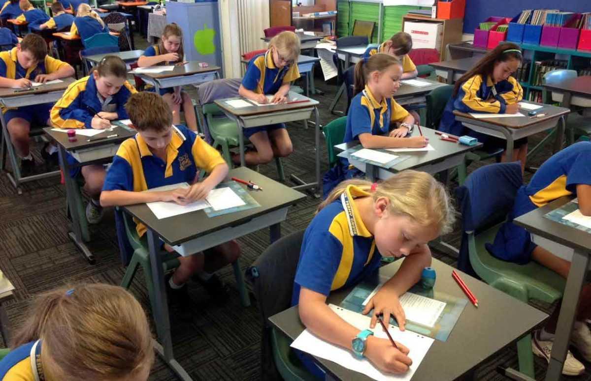Школа в Австралии в 2019