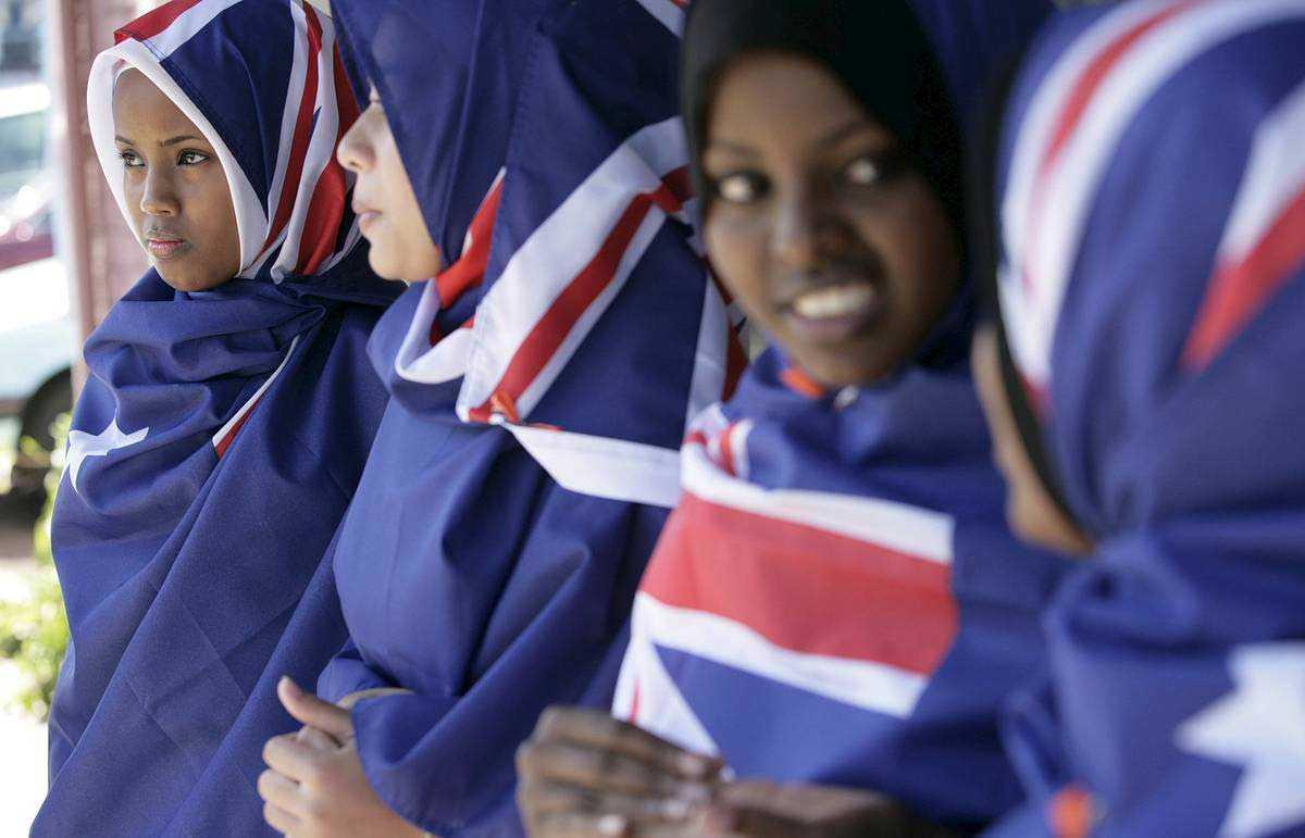 Австралия — статус беженца
