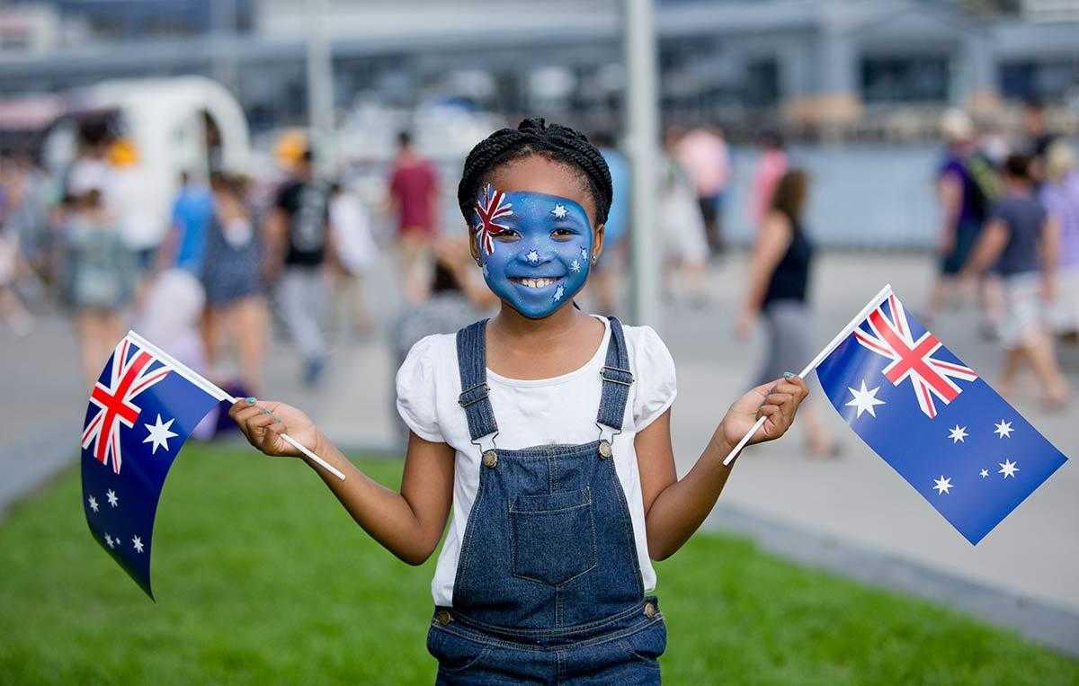 Австралия — язык в 2019 году