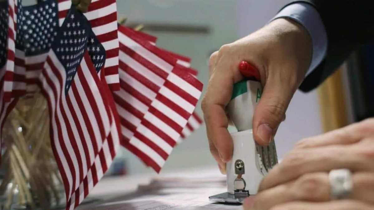 США сроки оформления визы
