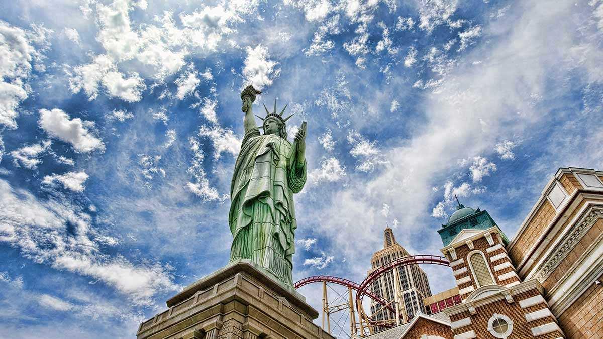В США без визы