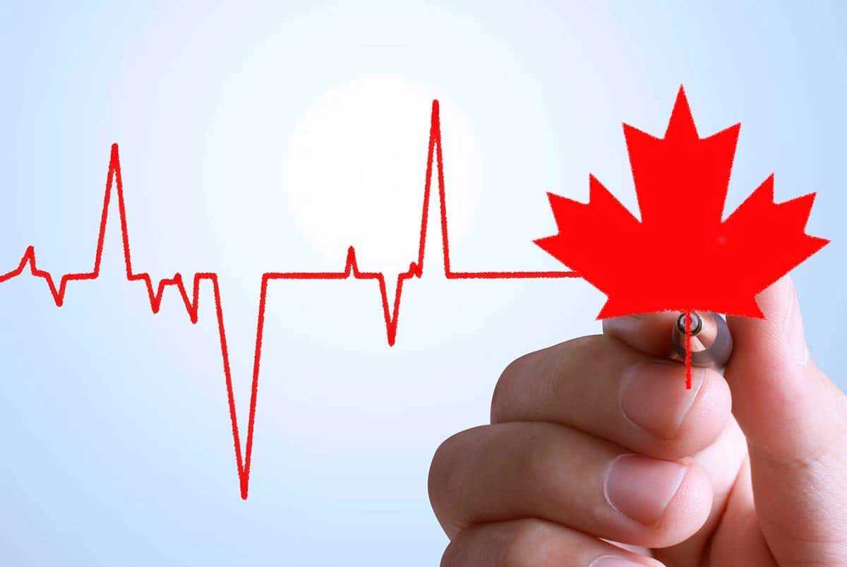 Канада - медицина в 2019 году