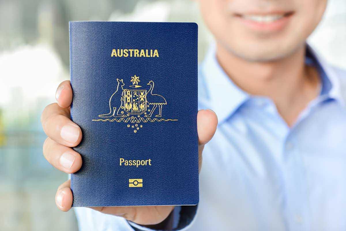 Австралия — гражданство