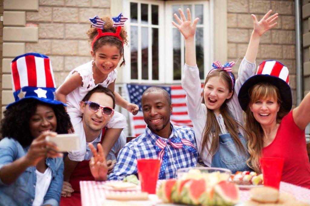 нас америка картинки семья многие фотографы