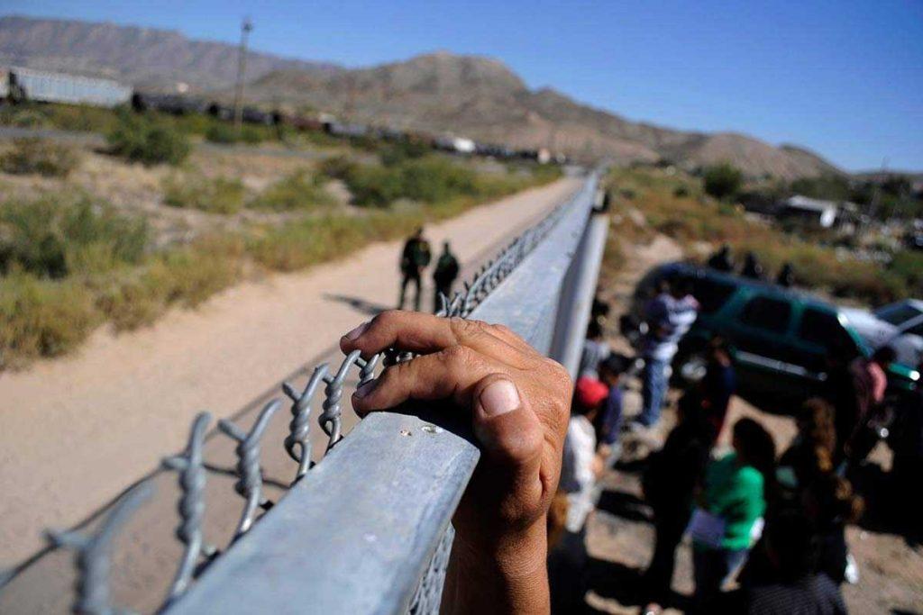 Нелегальная миграция в штаты