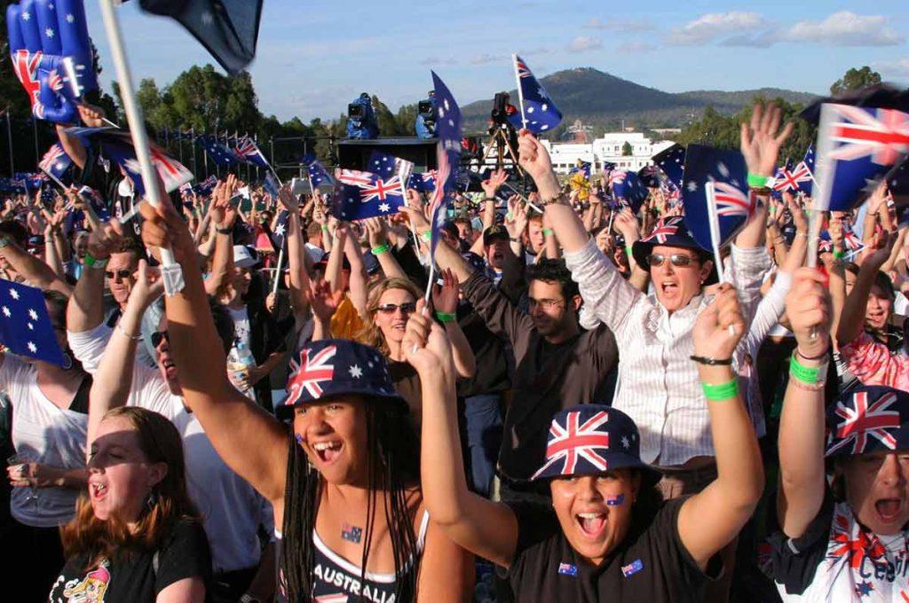 Требования для гражданства Австралии