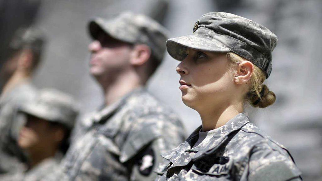Работа в армии в США