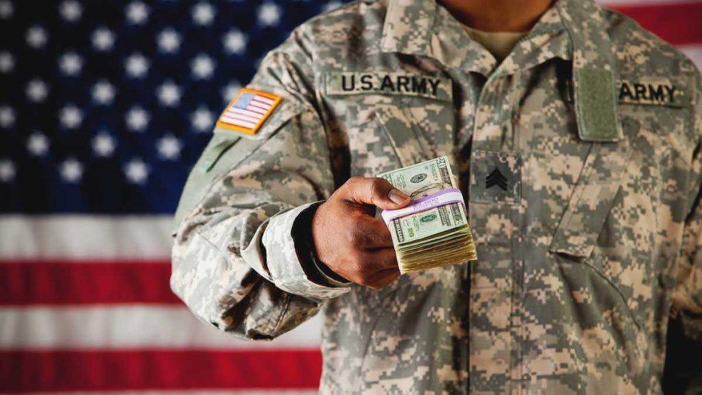 Как устроена армия в США