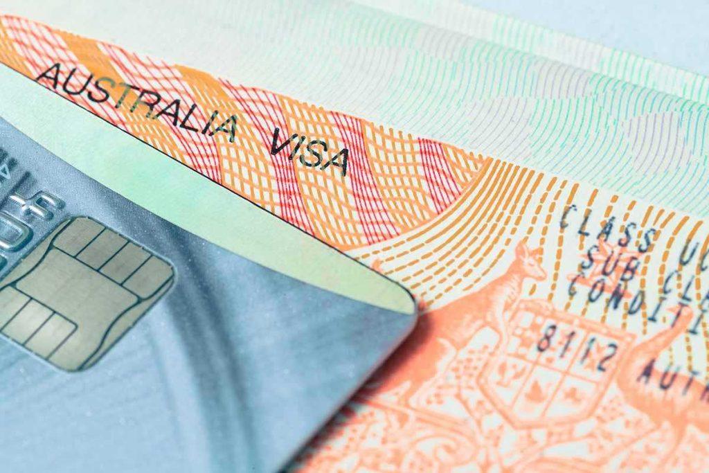 Категории виз в Австралию