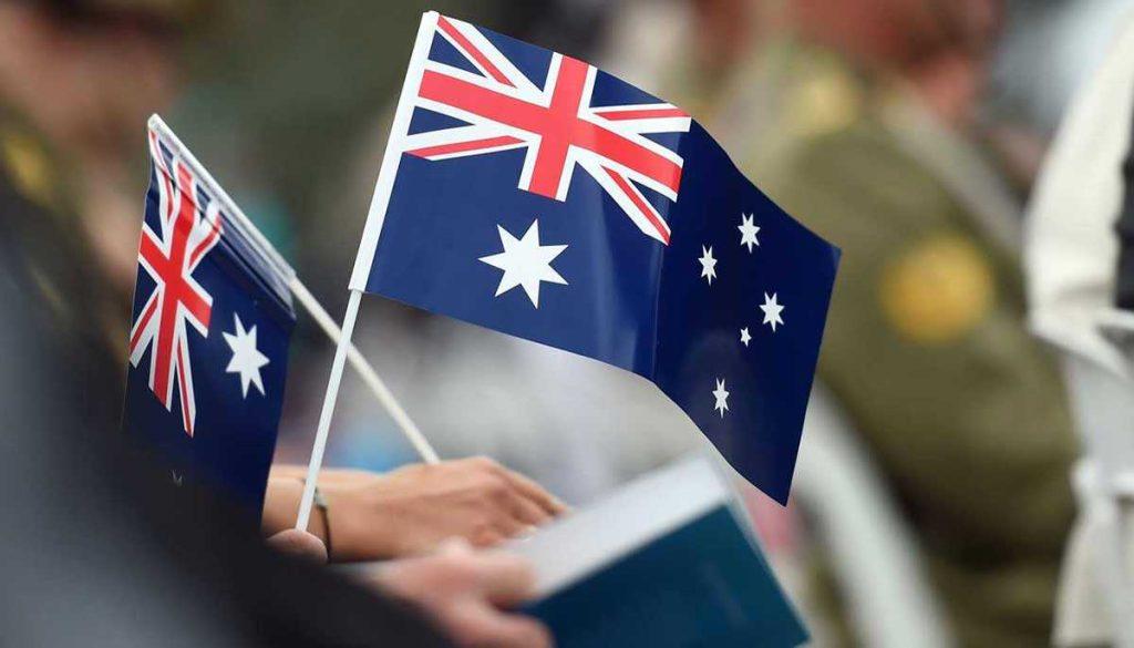 Заявление для визы невесты в Австралию