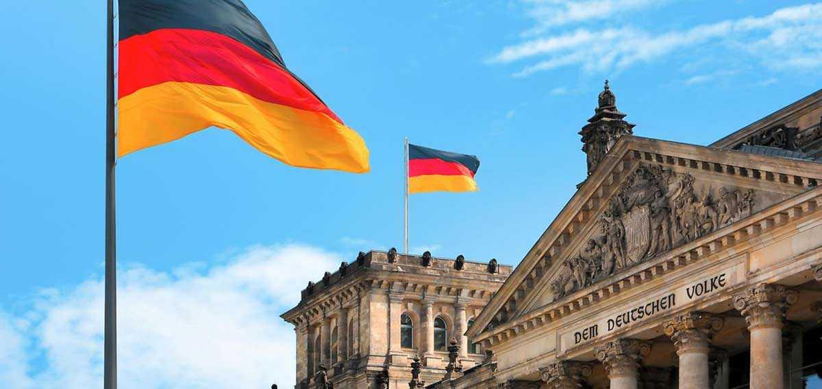 Консульства Германии в России
