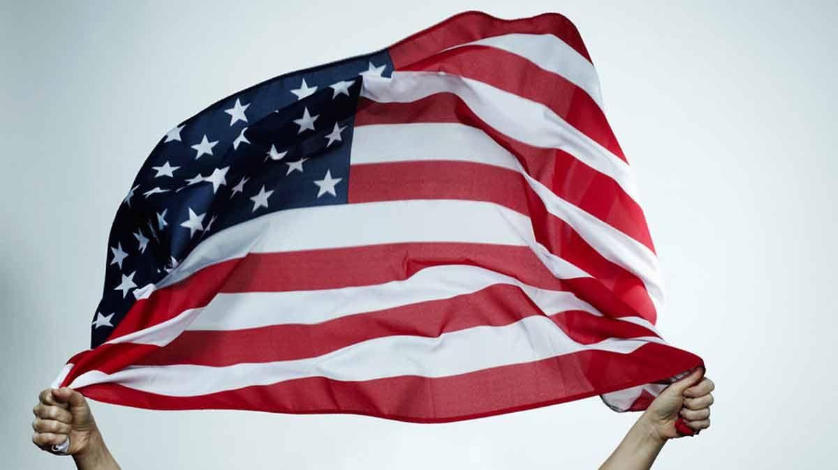 Номер визы США