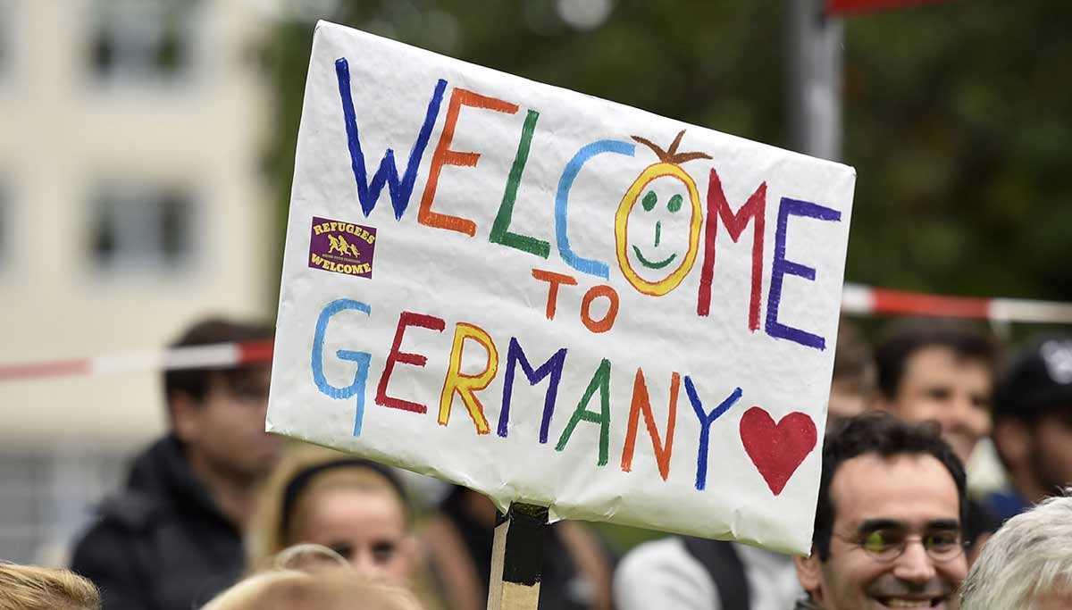 Статус беженца в Германию