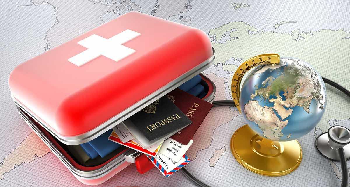 Страховка для визы в Германию
