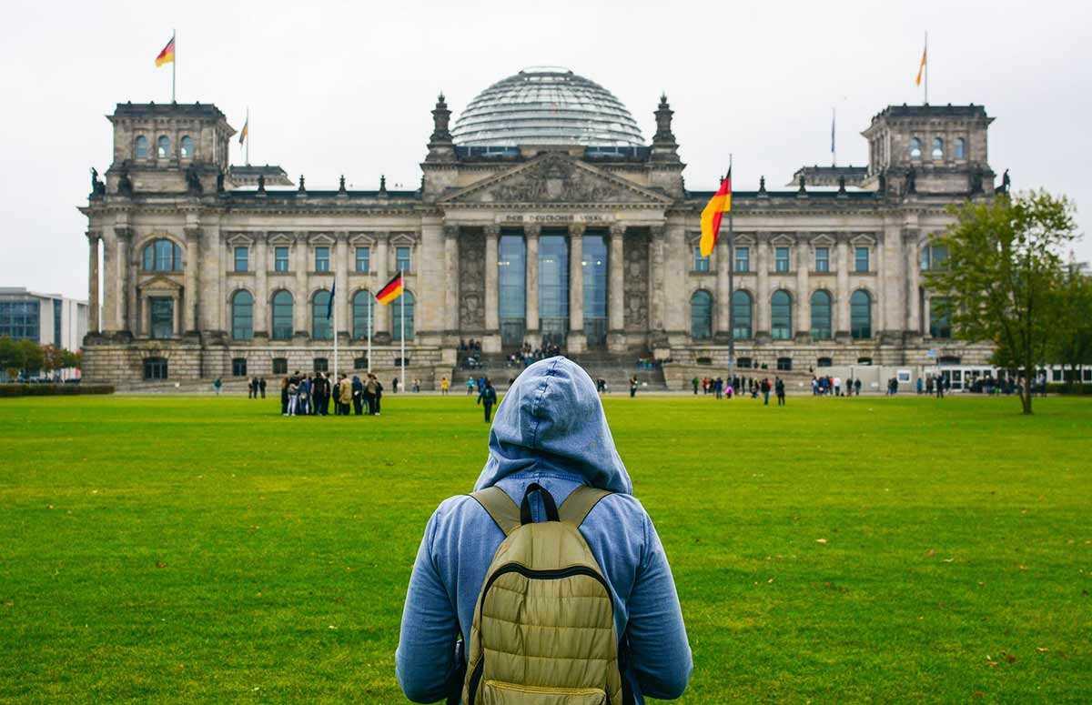Поступление в университет Германии