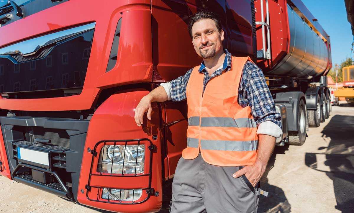 Работа водителем в Германии