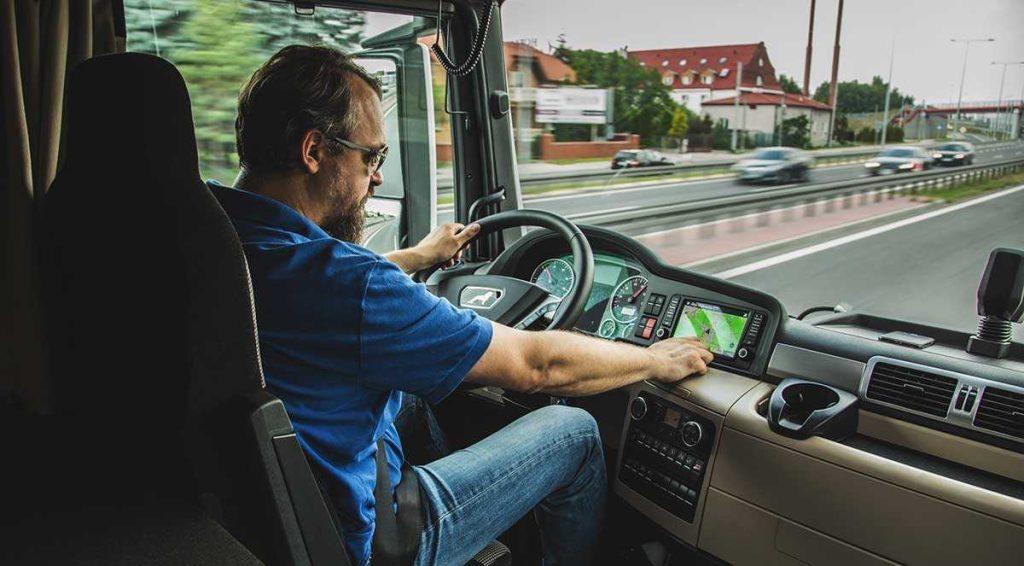 Работа дальнобойщиком в Германии