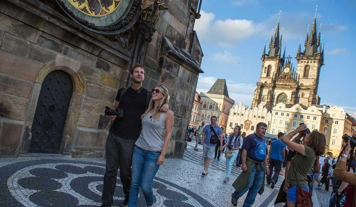Виза в Чехию по приглашению