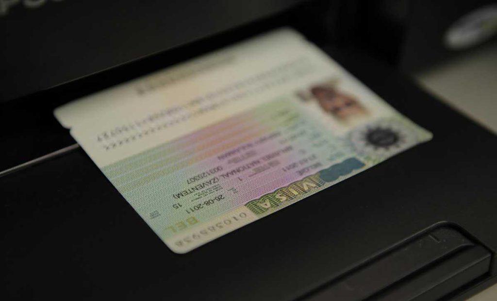 какие есть визы в Германию