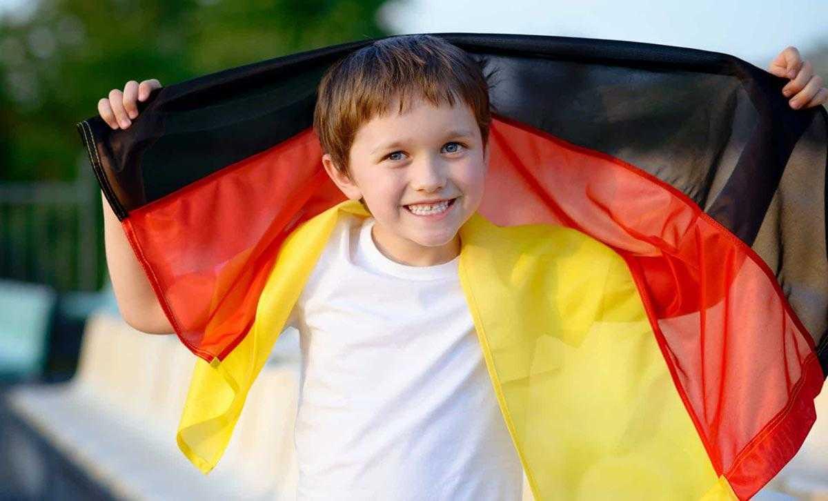 Виза в Германию для ребёнка