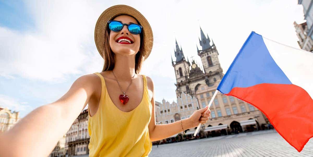 Заполнение анкеты на визу в Чехию