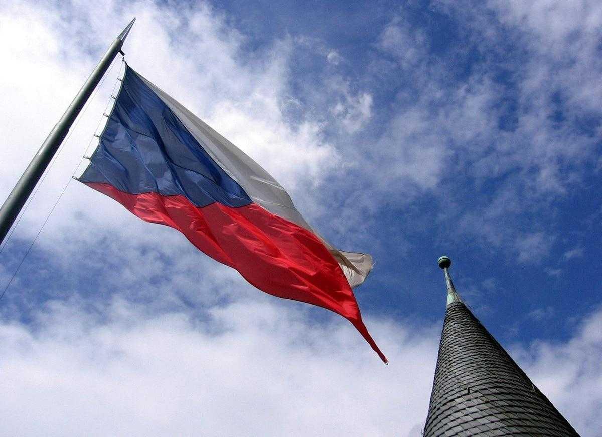 Въезд в Чехию