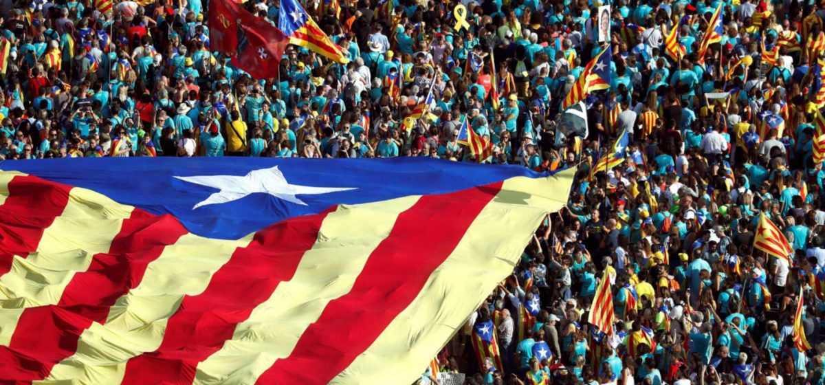 В Барселоне отменяют рейсы из-за протестов
