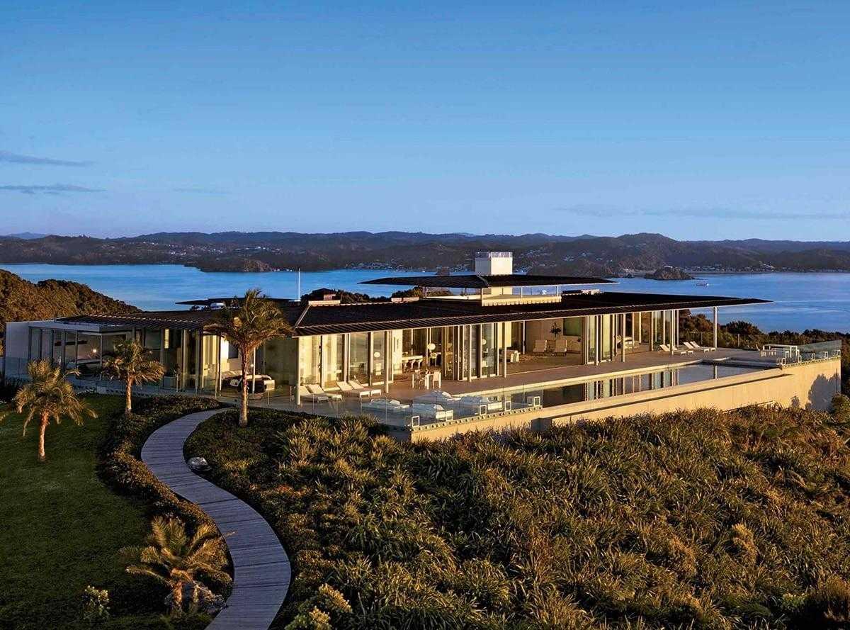 недвижимость в новой зеландии недорого