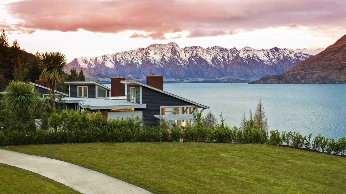 Недвижимость в новой зеландии недорого купить квартиру в барселоне у моря недорого