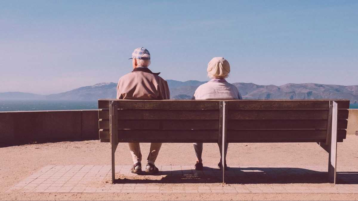 Пенсионеры в Новой Зеландии