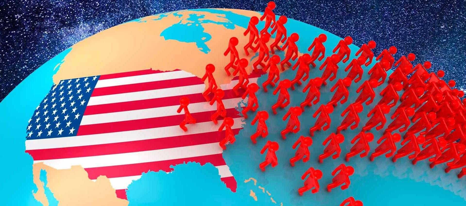 ПМЖ в США