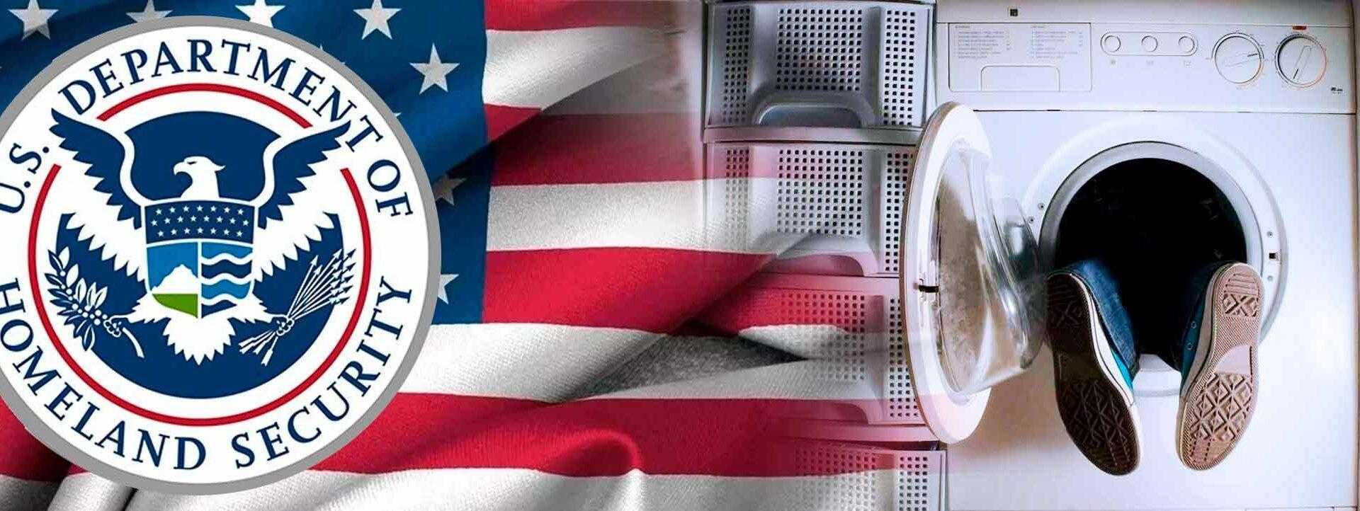 Пограничная служба США задержала нелегалов