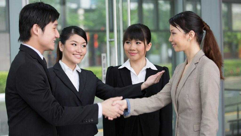 Прием на работу в Японии