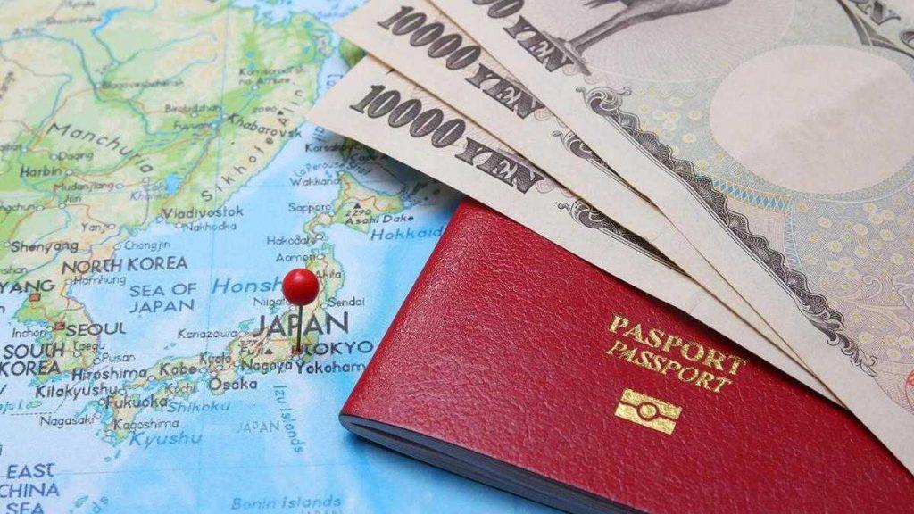 Рабочие документы в Японию