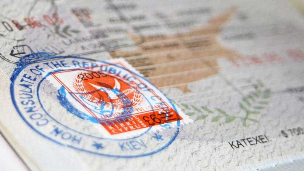 Виза на Кипр для россиян в 2021 году