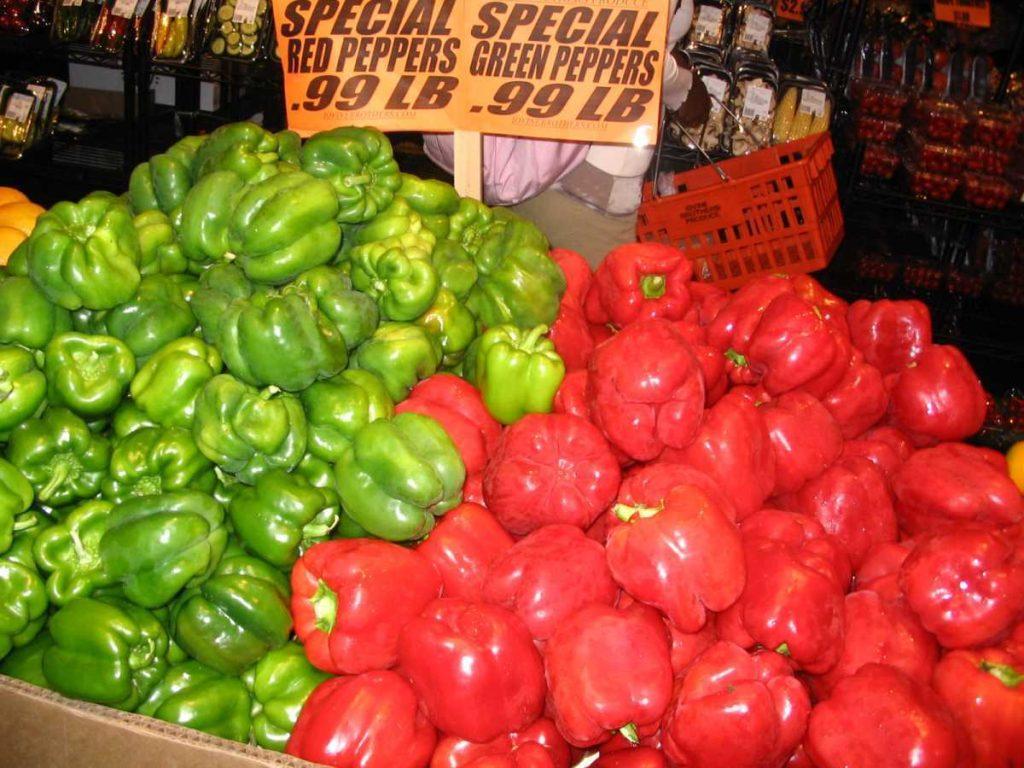 Цены на продукты в Израиле