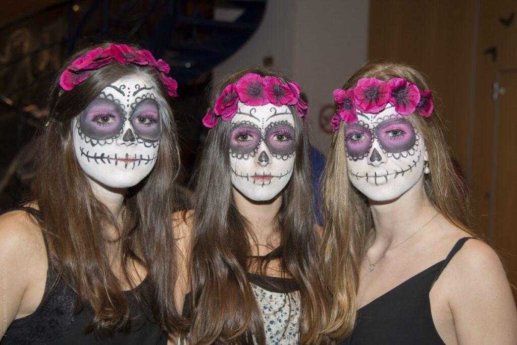 Где празднуют хэллоуин