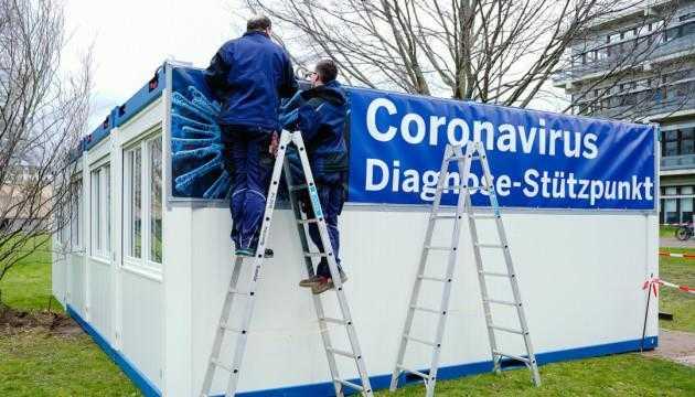 Ограничения из-за коронавируса в Германии