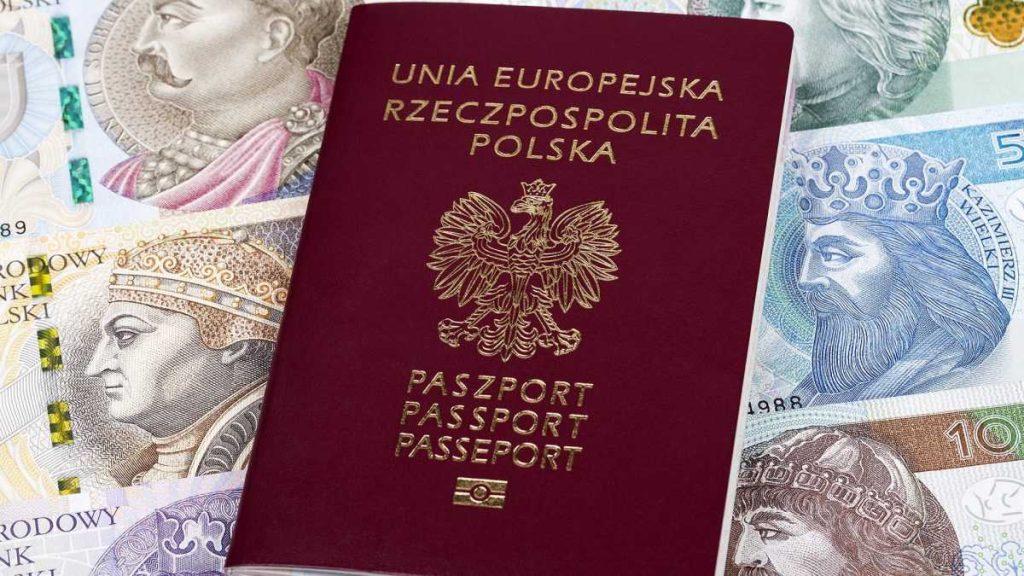 Карта поляка - первый документ на пути получения польского паспорта