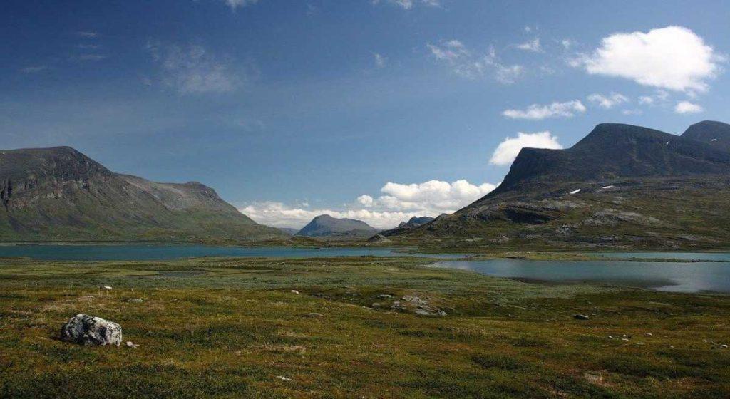 Природа в Швеции