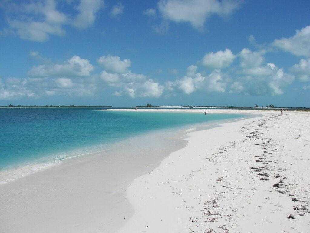 Пляж Плайя Сирена на Кубе