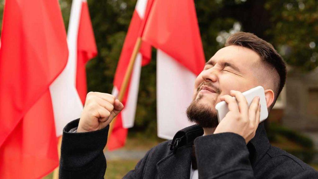 Новый гражданин Польши