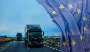 Особенности работы водителем в Европе