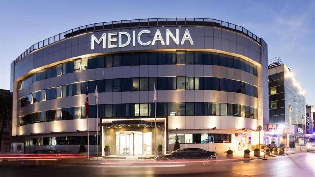 Сеть клиник Medicana